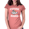 Future Boxer Womens Fitted T-Shirt