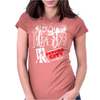 Future City Womens Fitted T-Shirt