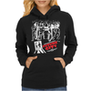 Future City Womens Hoodie