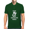 Future Construction Worker Mens Polo