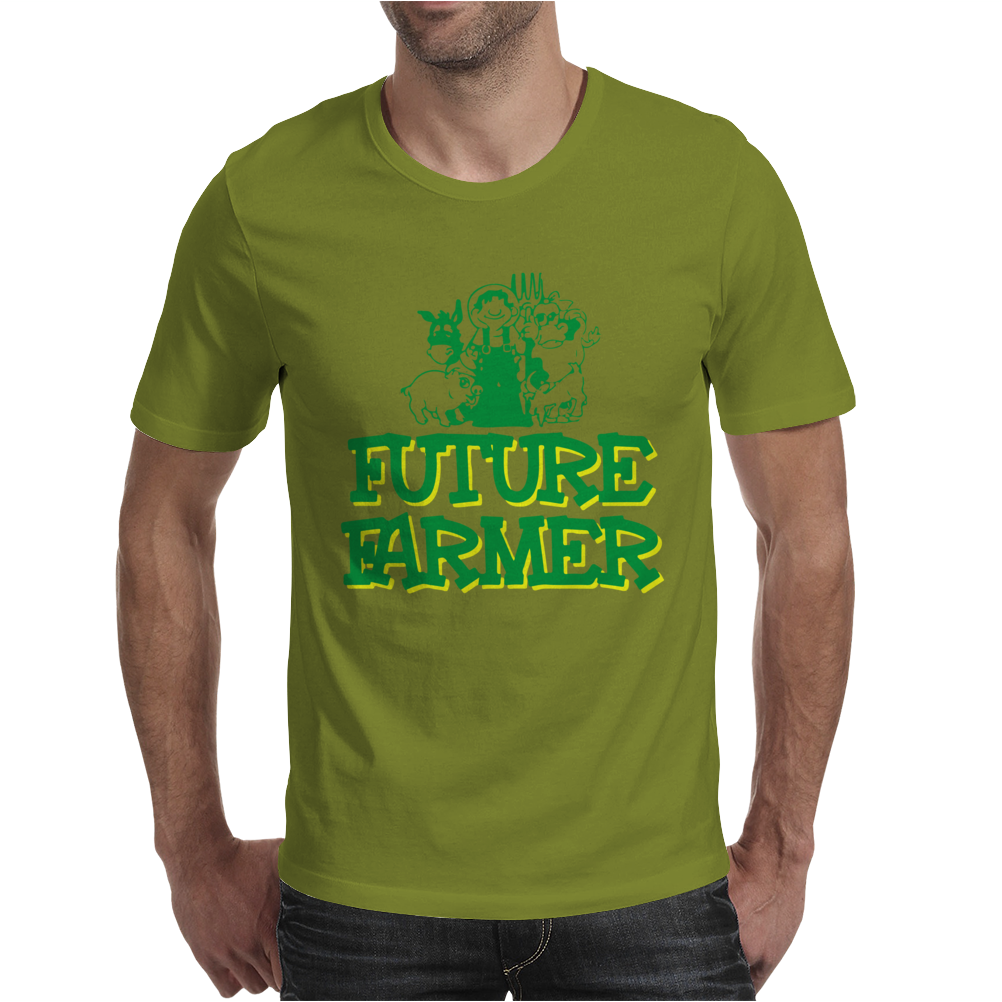 Future Farmer Mens T-Shirt