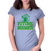 Future Farmer Womens Fitted T-Shirt