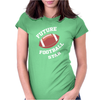 Future Football Star Womens Fitted T-Shirt