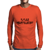 Future Herpetologist Mens Long Sleeve T-Shirt