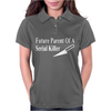 Future Parent Serial Killer Womens Polo