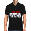 Future Radiation Therapist Mens Polo