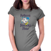 Future Soccer Star Womens Fitted T-Shirt