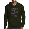 Future X-Ray Tech Mens Hoodie