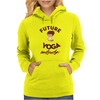 Future Yoga Instructor Womens Hoodie