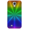 Futuristic Rainbow Design. Phone Case