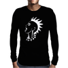 FUUNK ROCK GIRL Mens Long Sleeve T-Shirt