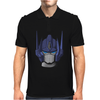 G1 Optimus Prime Head Mens Polo