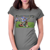 GAA Monaghan v Down Womens Fitted T-Shirt