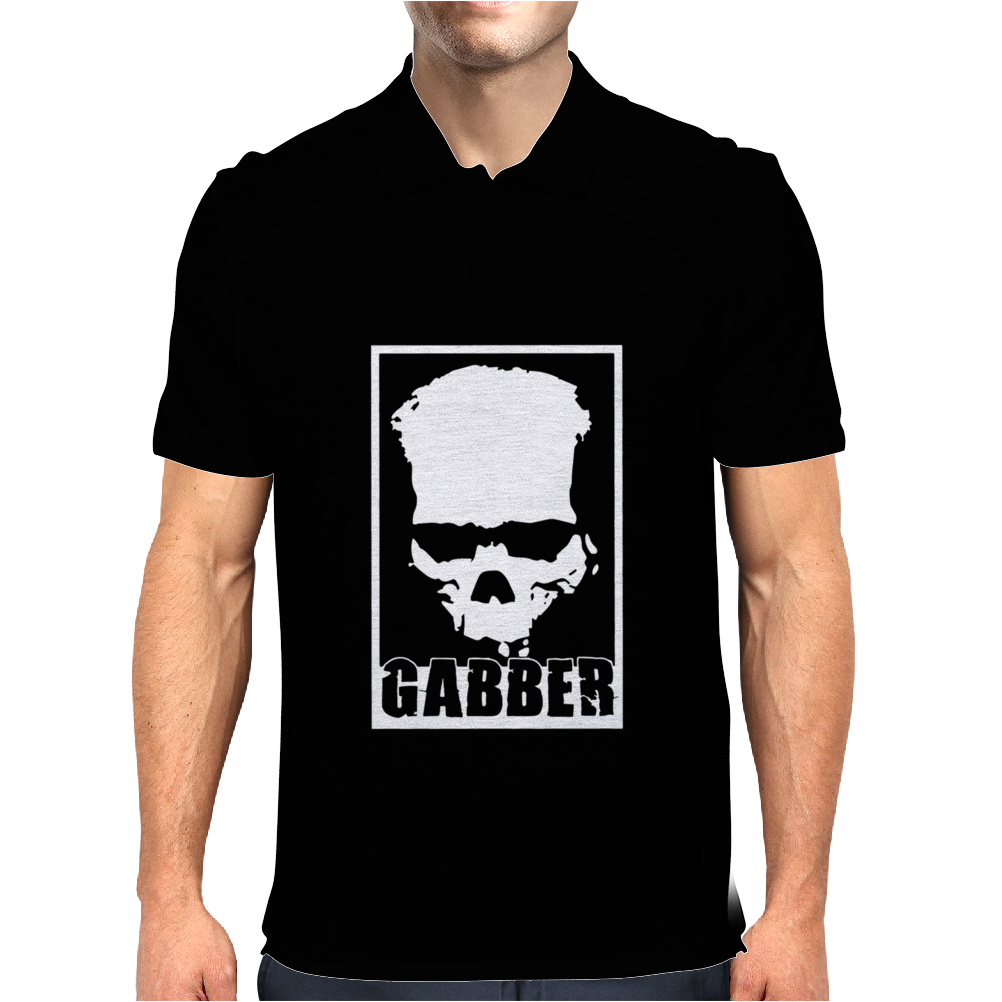Gabber Mens Polo