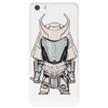 Galactic Samurai Warrior Phone Case