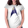 Galactic Voyage Womens Fitted T-Shirt
