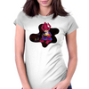 Galactus, eat your crusts! Womens Fitted T-Shirt