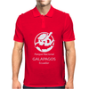 Galapagos Islands Mens Polo