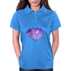 Galaxy Diamond Womens Polo