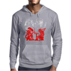 Game Chess alien vs predator Mens Hoodie