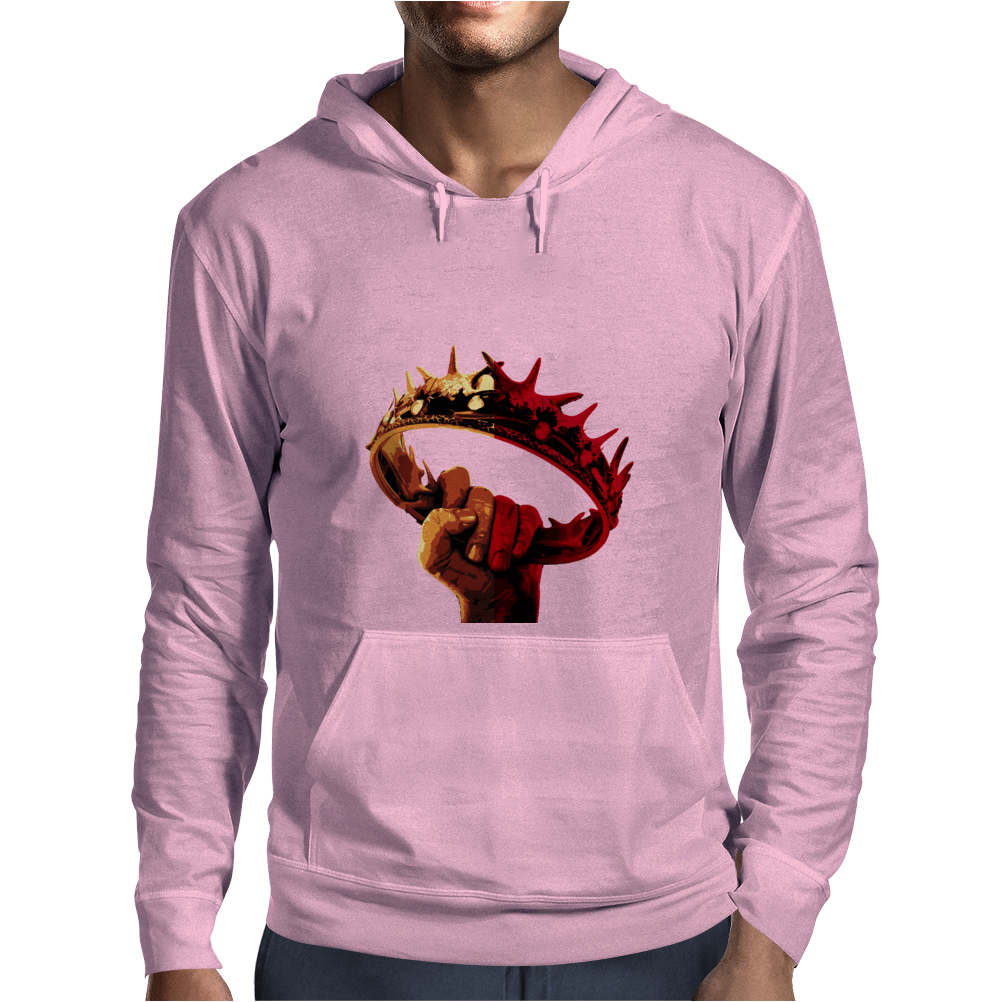 Game of Thrones Crown Mens Hoodie
