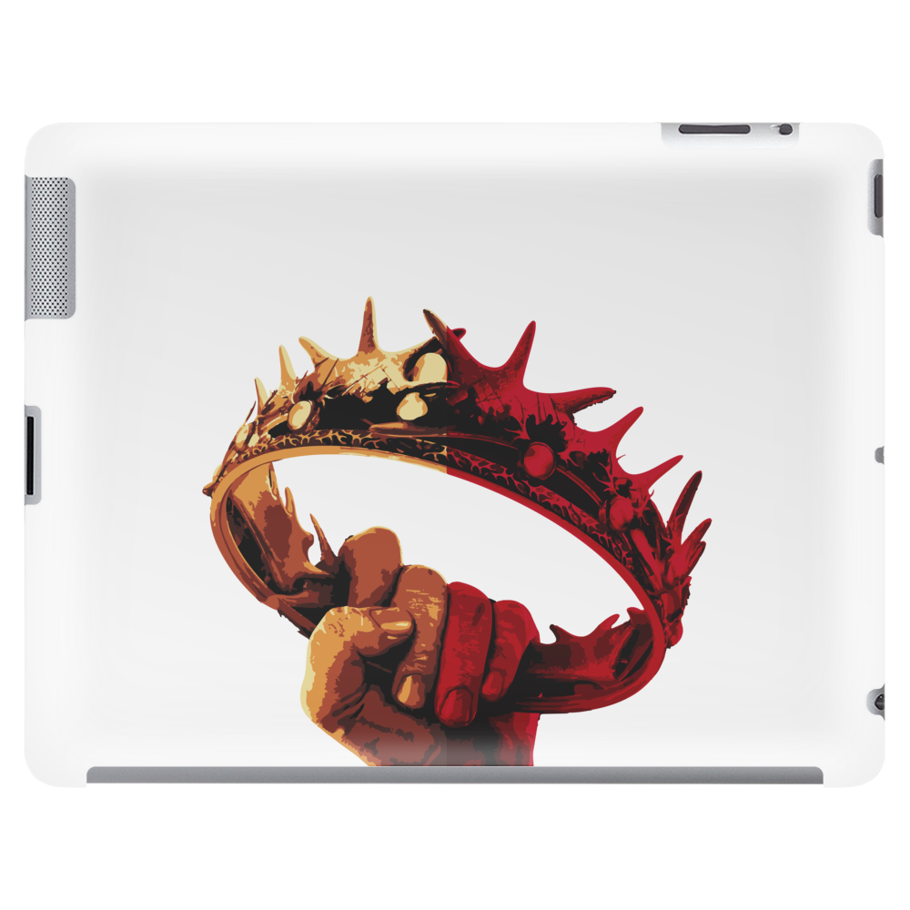 Game of Thrones Crown Tablet (horizontal)