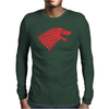 Game Of Thrones Direwolf Mens Long Sleeve T-Shirt