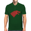 Game Of Thrones Direwolf Mens Polo