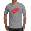 Game Of Thrones Direwolf Mens T-Shirt