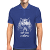 Game Of Thrones Direwolf Winter Is Coming. Mens Polo