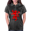GAME OF THRONES DRINK AND I KNOW THINGS TYRION LANNISTER Womens Polo