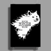 Game of Thrones Game of Doge Poster Print (Portrait)
