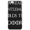 Game of thrones Hodor Hold the door Phone Case