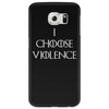 Game of thrones I choose Violence Phone Case