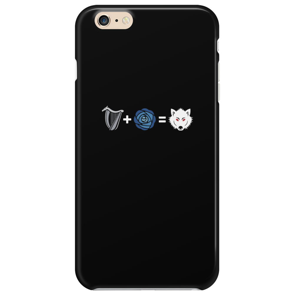 Game of thrones Jon Snow Parents Phone Case