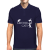 Game of Thrones Khalisee Mother of Cats Mens Polo