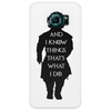 Game of thrones Tyrion Lannister I drink and I know things Phone Case