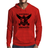 Game Of Thrones, Winterfell Direwolves Mens Hoodie