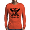 Game Of Thrones, Winterfell Direwolves Mens Long Sleeve T-Shirt