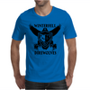 Game Of Thrones, Winterfell Direwolves Mens T-Shirt