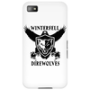 Game Of Thrones, Winterfell Direwolves Phone Case