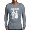 Game Over Funny Mens Long Sleeve T-Shirt