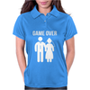 Game Over Funny Womens Polo