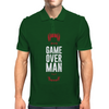 Game Over Man Mens Polo