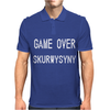 Game Over Skurwysyny Mens Polo