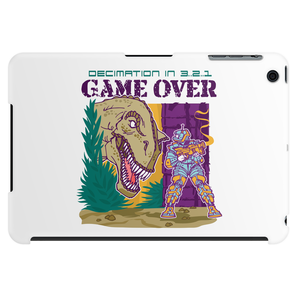 Game Over Tablet (horizontal)