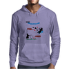 Gamer heaven noon and pro Mens Hoodie