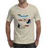 Gamer heaven noon and pro Mens T-Shirt