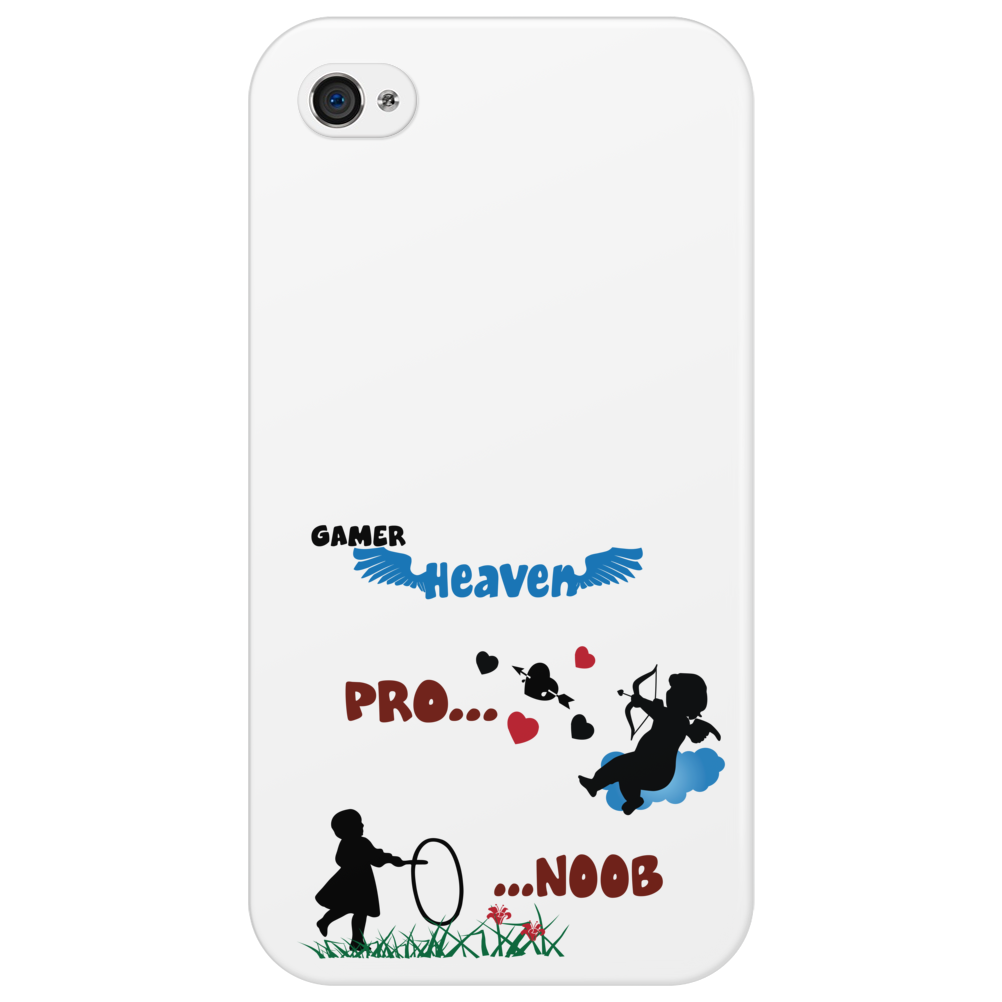 Gamer heaven noon and pro Phone Case