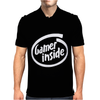 Gamer Inside Mens Polo
